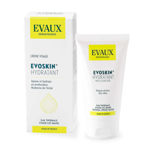 photo evoskin hydratant