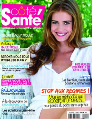 photo de couv cote sante