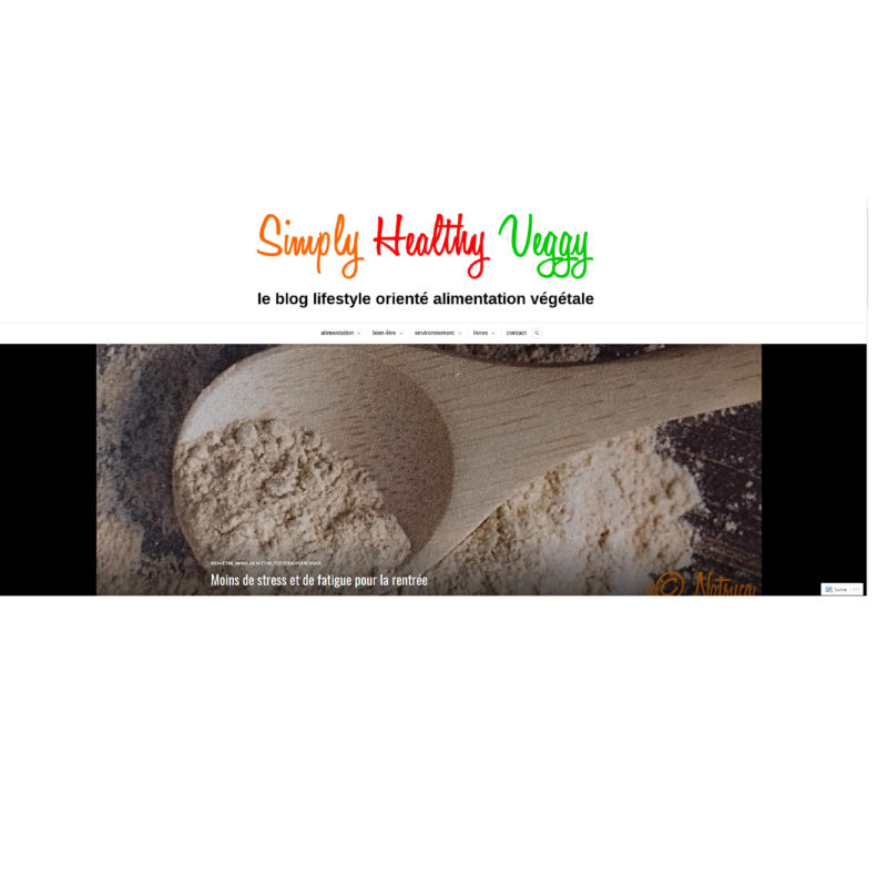 blog simply healthy veggy