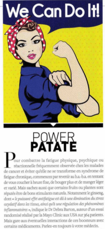 couv power patate