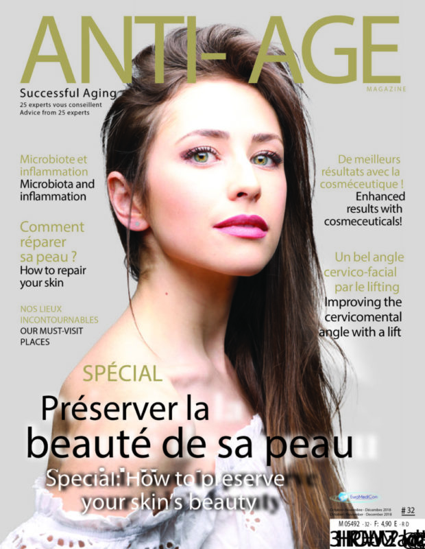 photo de couverture anti age